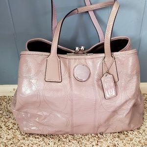 Coach Signature Carryall Bag